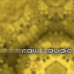 raw audio